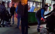 Інцидент стався в харківському тролейбусі