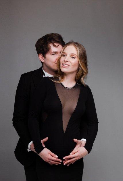 Дарина Митченко и муж Владимир