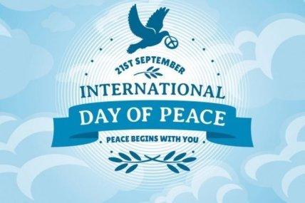 Открытки с Днем мира