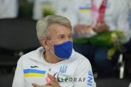 Валерий Сушкевич в аэропорту Борисполь