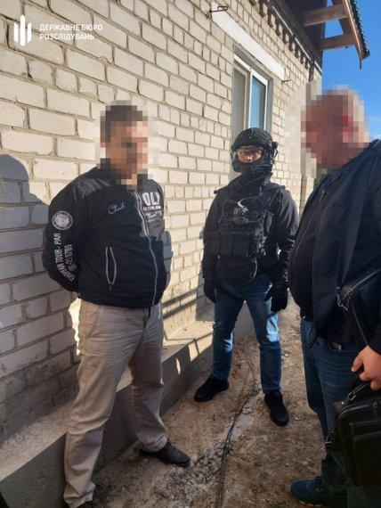 Сотрудники ГБР задержали и полицейского, и его подельника (1)