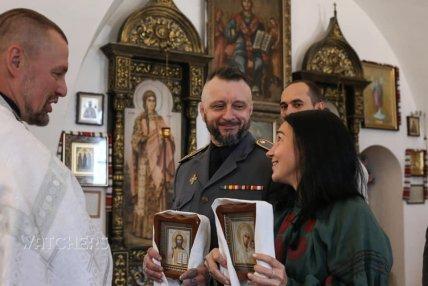 Светлана и Андрей Антоненко
