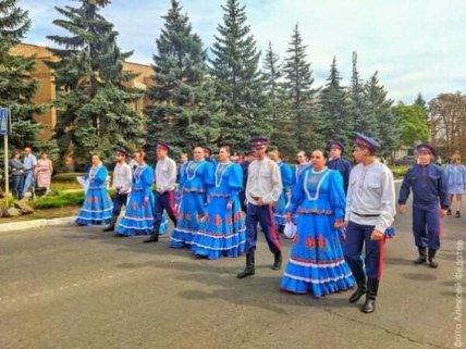 Жители Ясиноватая на стороне России