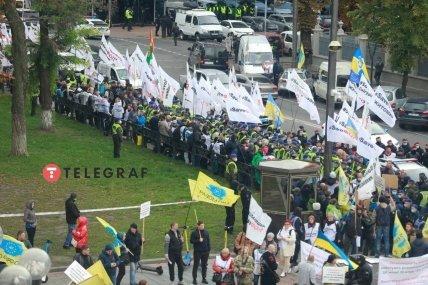 Мітинг за скасування кассових апаратів