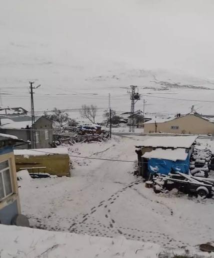Сніг в Ардахані Туреччини