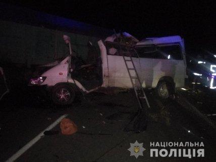 На Николаевщине в ДТП погибли четыре человека, в их числе подросток