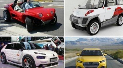 Лучшие эко-автомобили 2014 года (Фото)