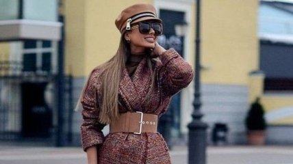 Мода 2020: элегантные зимние образы для настоящих леди (Фото)