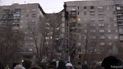 Взрыв дома в Магнитогорске: количество жертв возросло