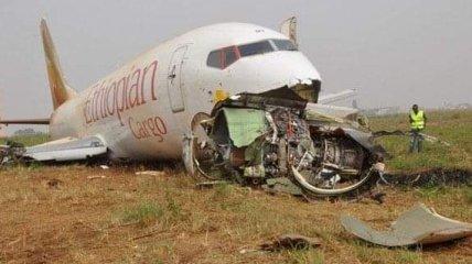 """Крушение """"Боинга"""" в Эфиопии: По предварительным данным украинцев на борту не было"""