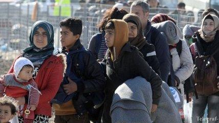 Нападение на беженцев в Канаде: от газа пострадали десятки сирийцев
