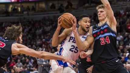 Звезда НБА получил необычную травму
