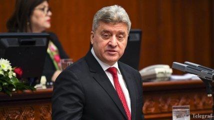 Президент Северной Македонии бойкотирует подписание важных законов