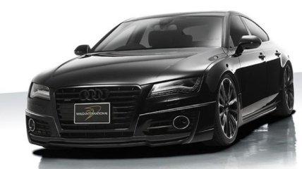 Новый пакет обновлений для Audi A7