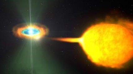 Ученые заметили на нейтронной звезде гору