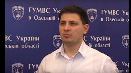Двое сотрудников милиции задержаны за взятку в Одессе (Видео)