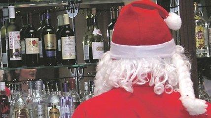 Спиртне в Україні подорожчає: за скільки можна встигнути купити алкоголь на Новий рік