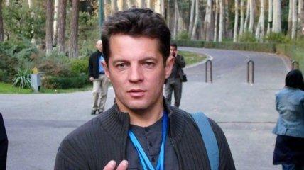 ФСБ забрала Сущенко на следствие