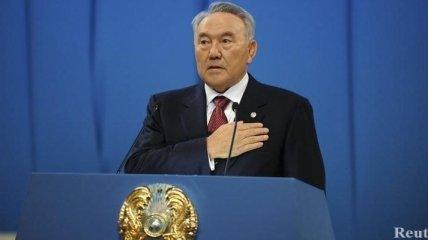 Сегодня Назарбаев обсудит с Меркель ситуацию в Украине