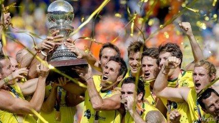 Сборная Австралии стала чемпионом мира