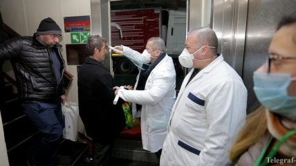 В Италии зафиксирован еще один случай коронавируса: заболел гражданин страны