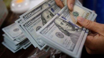 Украинские международные резервы опять сократились