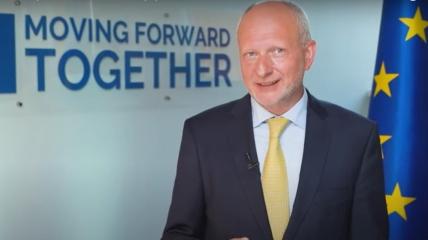 Посол Европейского союза Матти Маасикас