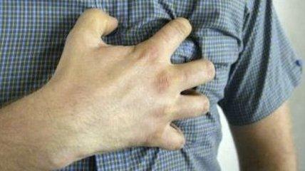 Названо попереджувальні знаки серцевого нападу