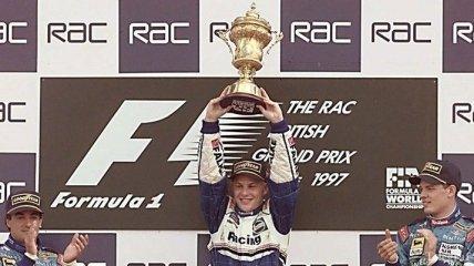 """Формула-1. Жак Вильнев: """"Уильямс"""" сумели совершить прорыв"""