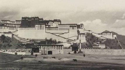 Эти снимки стали первыми фотографическими изображениями Тибета (Фото)