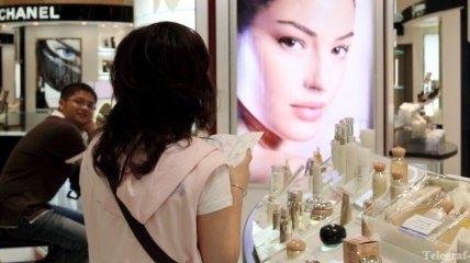 Украинцы за год купили импортной косметики на $265 млн