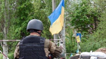 """Пресс-офицер АТО: На Донбассе открыт """"гуманитарный коридор"""""""