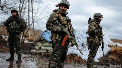 День в ООС: Оккупанты один раз обстреливали позиции ВСУ, есть раненый