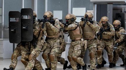 Стрельба в Броварах оказалась постановкой: военные отрабатывали освобождение заложников в РГА