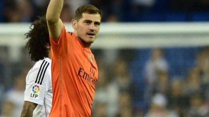 Касильяс намекнул на возвращение в Реал