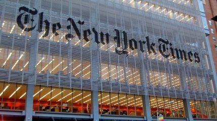 COVID-19 в США: New York Times отвела первую полосу газеты для имен жертв заболевания