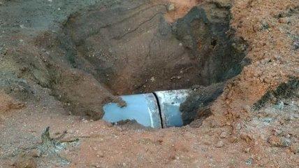 """""""Укртрансгаз"""" отремонтировал поврежденный газопровод на Закарпатье"""