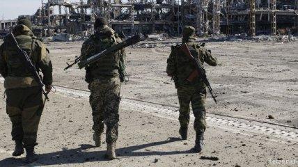 Боевики обстреляли позиции ВСУ под Песками и Опытным