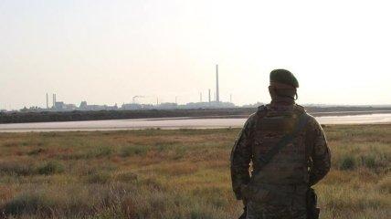 На админгранице с Крымом приостановят работу два КПВВ