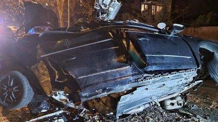 В Польше двое украинцев погибли в аварии (фото)