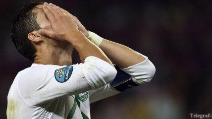Перес не доволен поведением Роналду