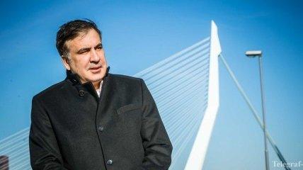 Саакашвили получил европейское удостоверение личности