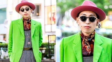 Красиво жить не запретишь: сумасшедшая мода на улицах Токио (Фото)