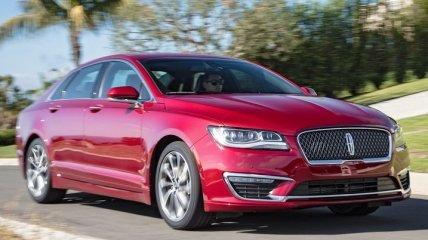Седана MKZ больше не будет: Lincoln прекращает производство автомобиля