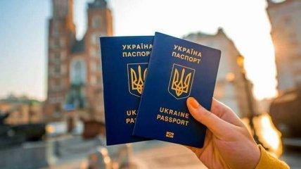Украинцы смогут въезжать на территорию РФ только по загранпаспортам