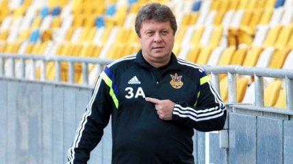 Заваров раскритиковал игру сборной Украины