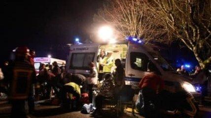 В Португалии во время пожара в развлекательном центре погибло 8 человек