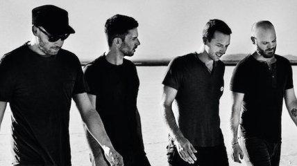 Coldplay презентовали новый яркий клип