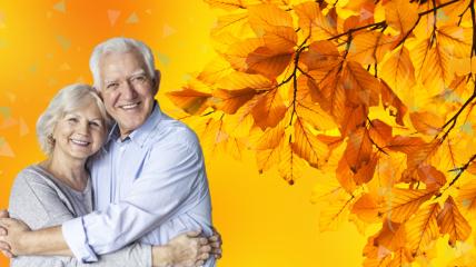 День пожилого человека празднуют 1 октября