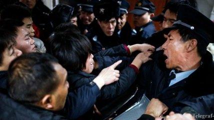В Шанхае стали известны личности 33 пострадавших от давки